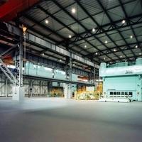 (株)高尾金属工業 プレス工場のサムネイル