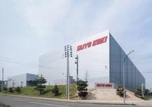 (株)太陽工機 組立工場